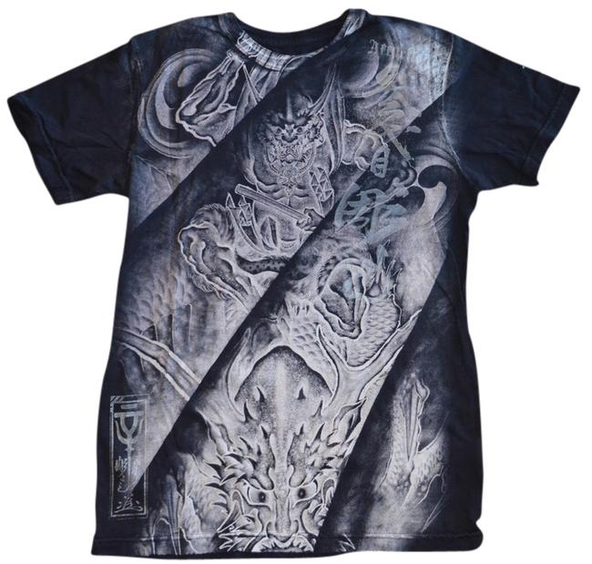 Affliction T-shirt Made In Usa T Shirt multi-color