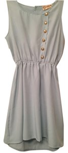 One & Only (Urban Outfitters) short dress Blue on Tradesy