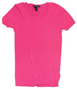 Ralph Lauren Casual T Shirt Dark pink
