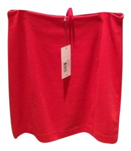 Rebecca Taylor Skirt Red