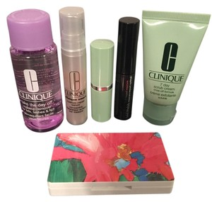 Clinique Clinique travel size makeup and skin care products