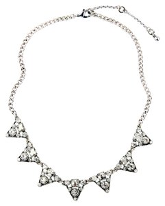 Boutque Tier Crystal Statement Necklace