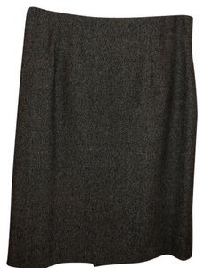 Banana Republic Skirt Black/Charcoal