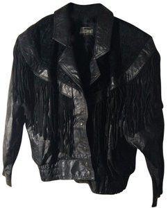 Comint Western Leather Jacket