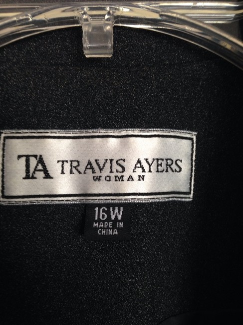 Travis Ayers Grey Skirt-Suit