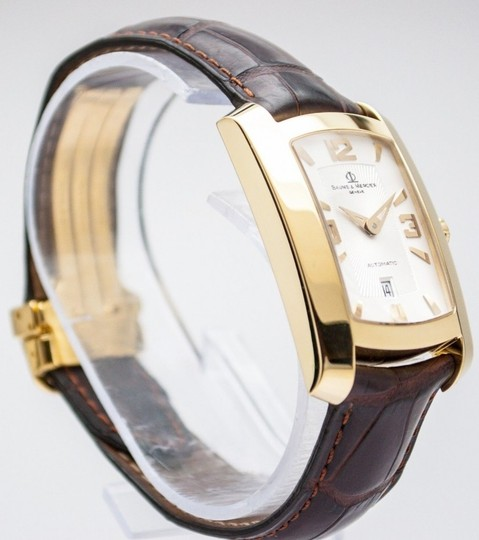 Baume & Mercier Baume & Mercier Hampton Milleis - Automatic - 18k Yellow Gold - Discontinued Model Super Rare and Hard to Find
