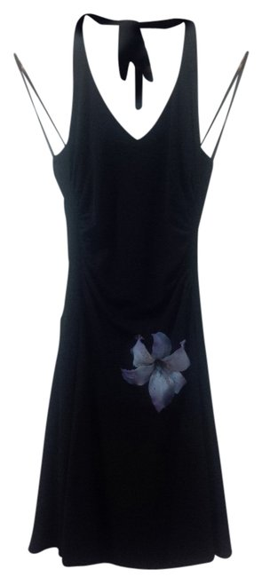 Preload https://item4.tradesy.com/images/city-triangles-black-w-changeable-flower-halter-stretchy-pretty-above-knee-cocktail-dress-size-4-s-1279708-0-0.jpg?width=400&height=650