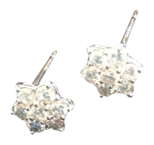 Preload https://item5.tradesy.com/images/white-gold-18-k-in50-carat-each-earrings-1279749-0-0.jpg?width=440&height=440