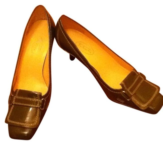 Item - Lime Green Formal Shoes Size US 8