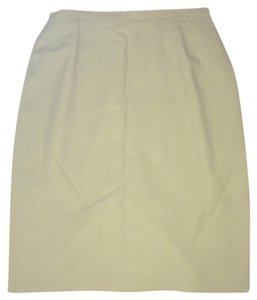 Burberry Skirt Green
