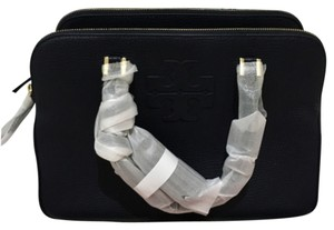 Tory Burch Tote in Tory navy blue