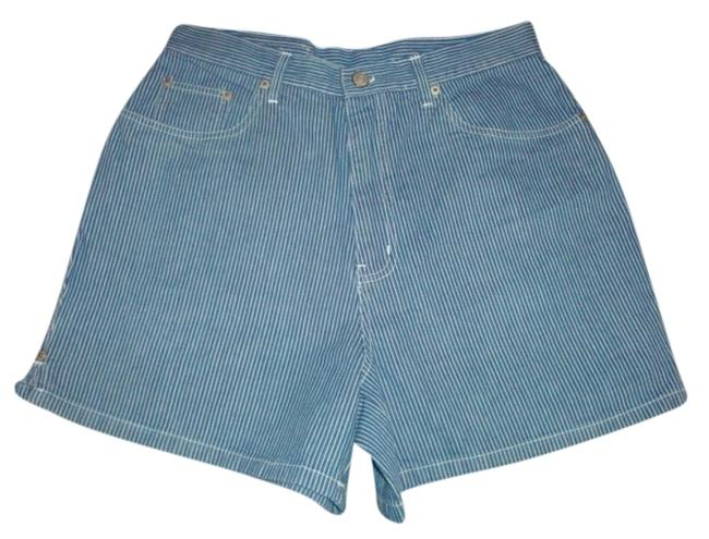 Preload https://item3.tradesy.com/images/bill-blass-blue-medium-wash-railroad-stripe-denim-shorts-size-33-10-m-1279932-0-0.jpg?width=400&height=650