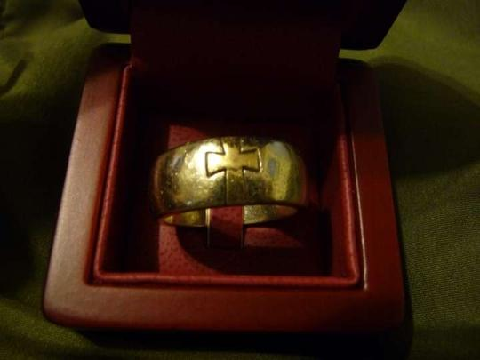 Other Mens Chirstisn Cross Ring