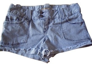Forever 21 Denim Shorts-Light Wash