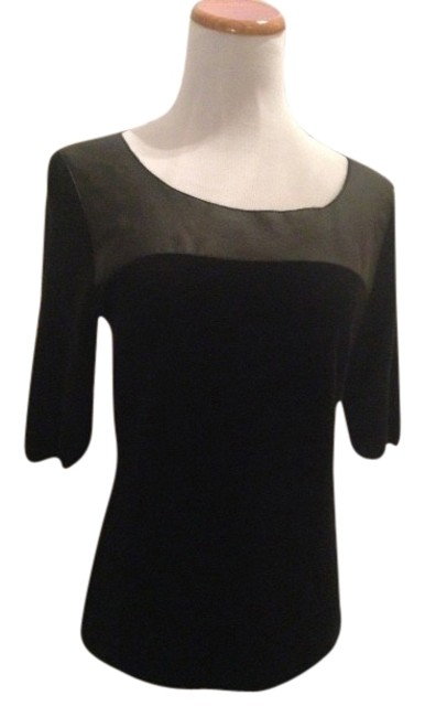 Elie Tahari Cashmere Night Out Date Night Casual Chic Sweater