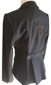 Other Embellished Dress Jacket Black with embellishments Blazer