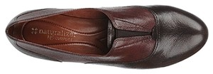 Naturalizer Cordovan/Oxford Brown Flats