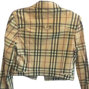 Burberry Classic Burberry Colors Jacket