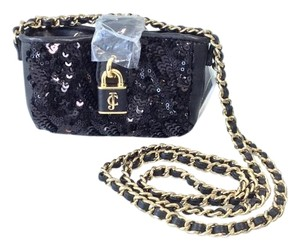 Juicy Couture Sequin Micro Cross Body Bag