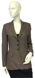 Escada Escada Brown Beauty Blazer Sz 34