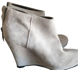 DKNY Creme Boots