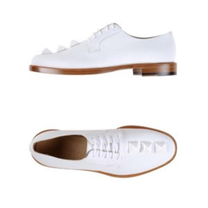 White 1234467 Shoes
