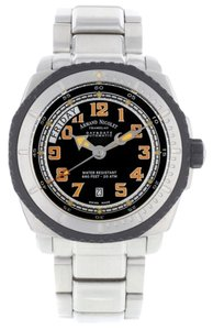 Armand Nicolet Armand Nicolet 05 Day Date AN9160-G-34897 Automatic Stainless Steel Men's Watch (6227)