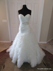 Allure Bridals C224 Wedding Dress