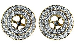 ABC Jewelry Diamond Earring Jackets/ Enhancers