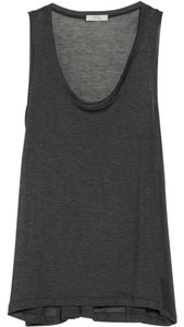 Club Monaco Top Charcoal Grey