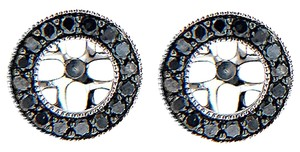 ABC Jewelry Diamond Earring Jackets / Enhancers