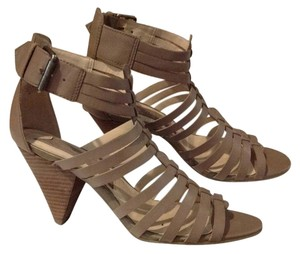 Nine West Dark Tan Sandals