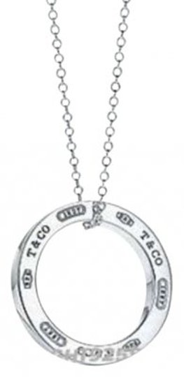 Preload https://img-static.tradesy.com/item/128081/tiffany-and-co-silver-1837-circle-pendant-necklace-0-0-540-540.jpg
