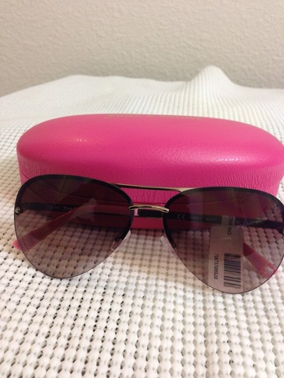 Juicy Couture Juicy Couture Aviator Sunglass