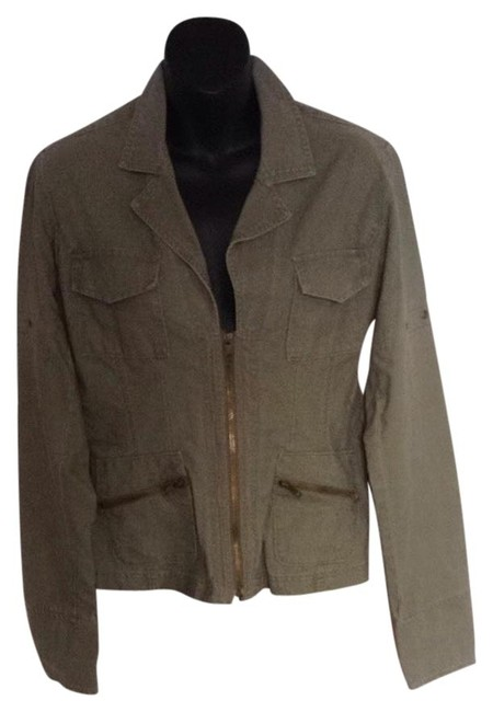 Wet Seal Military Jacket