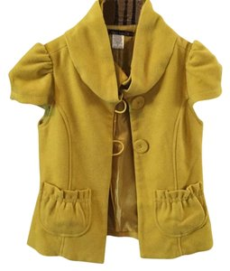 Love Culture Yellow Jacket