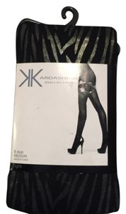 Kardashian Kollection Black Leggings