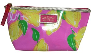 Lilly Pulitzer Stylish Large 100% PVC accessory bag