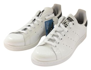 adidas Stan Smith Athleteisure White Crocodile White/Black Athletic