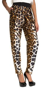 Robert Rodriguez Relaxed Pants Leopard