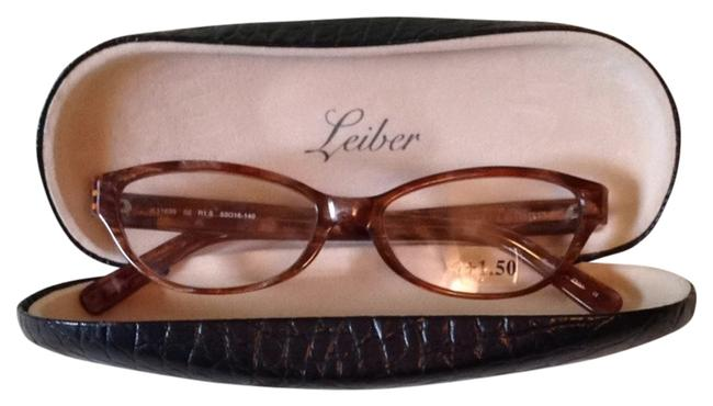 Item - Brown and Beige with Crystals Reading Glasses