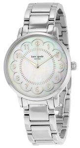 Kate Spade KATE SPADE Gramercy Mother of Pearl Dial Stainless Steel Ladies Watch