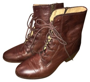 FRYE Courtney Bootie BROWN Boots