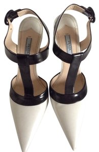 Prada black and white Pumps