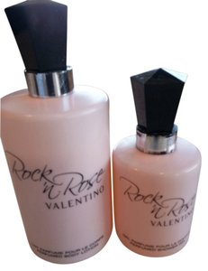Valentino Rock`N Roll Body Lotion and Shower Gel