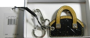 Calvin Klein Calvin Klein Leather Pocketbook Keychain