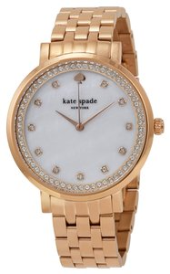 Kate Spade KATE SPADE Monterey Mother Of Pearl Dial Ladies Watch