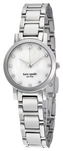 Kate Spade KATE SPADE Gramercy Mini Mother of Pearl Dial Stainless Steel Ladies Watch