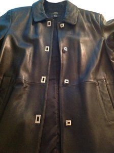 ALFANI Leather Jacket