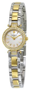 Kate Spade KATE SPADE Tiny Gramercy Mother of Pearl Two Tone Stainless Steel Ladies Watch
